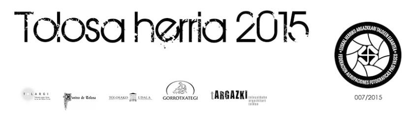 tolosa herria 2015