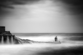 "2.do premio - Miguel Cabezas: ""Waiting for the last wave"""